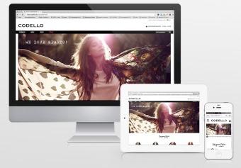 Fortuneglobe relauncht Codello Online Shop im responsive Design